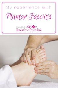 PlantarFasciitis2- www.LinesFromTheVine.com