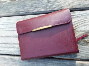Mama's Bible- www.LinesFromTheVine.com