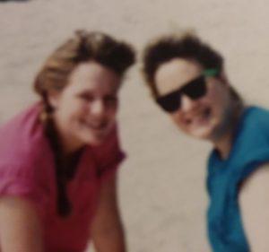 mama and I www.LinesFromTheVine.com